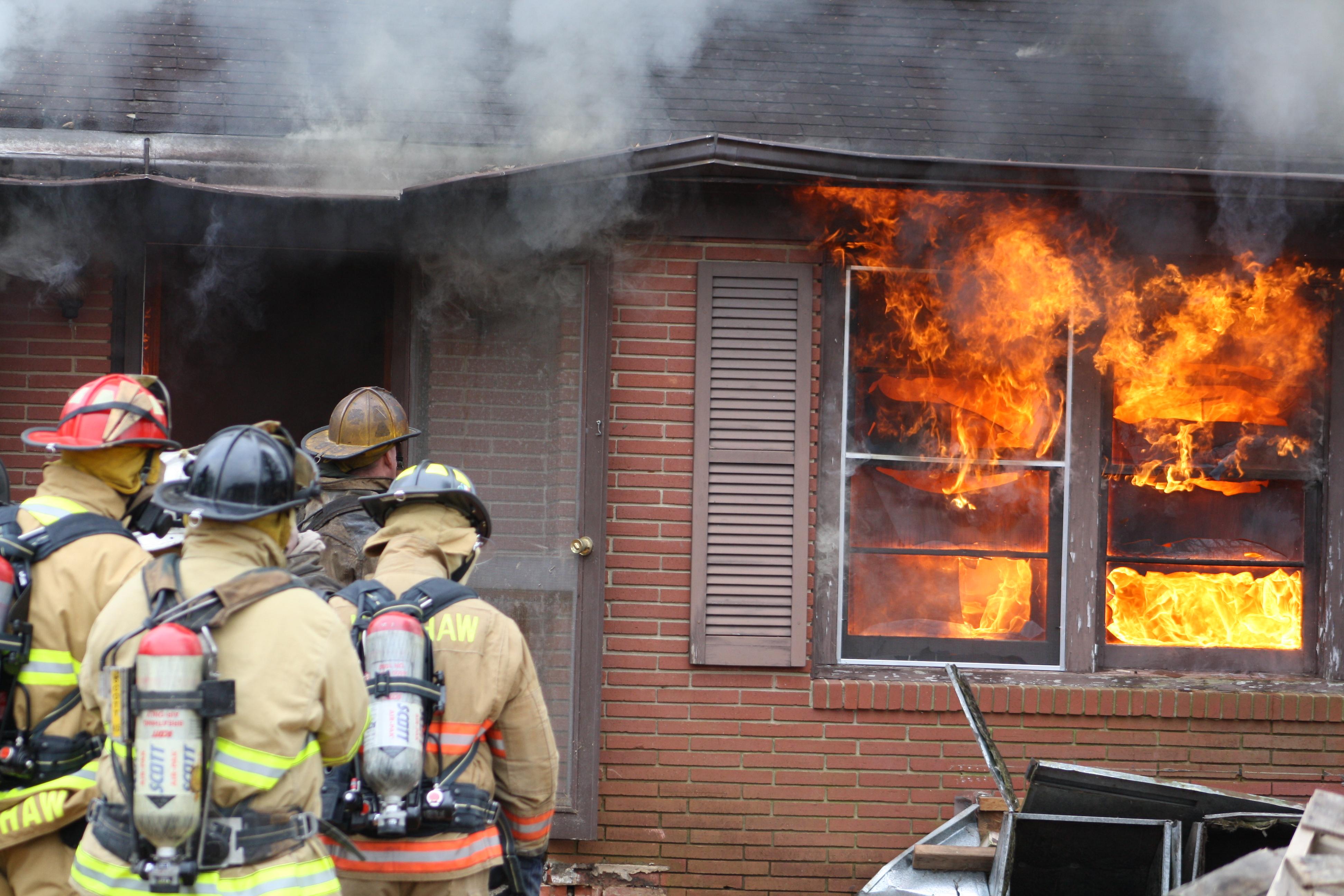 Firefighter Certification & Tactics