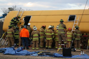 Advanced Bus Extrication
