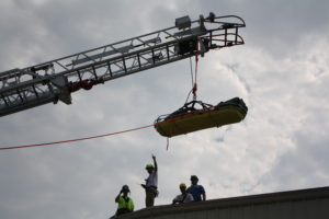 Aerial Rigging & Rescue