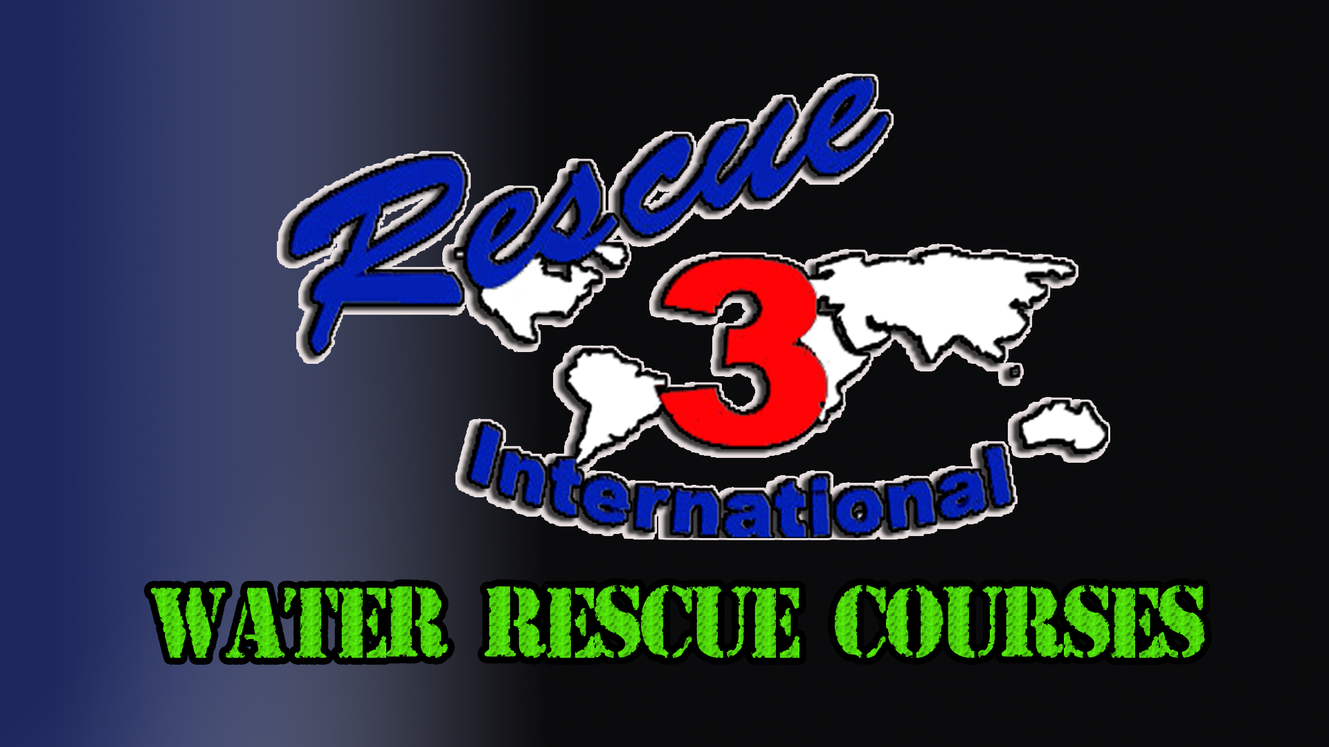 2019 Rescue Water Rescue Courses