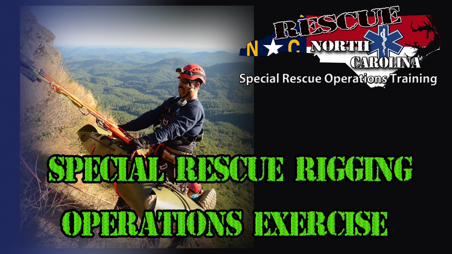 2019 Special Rigging Exercise