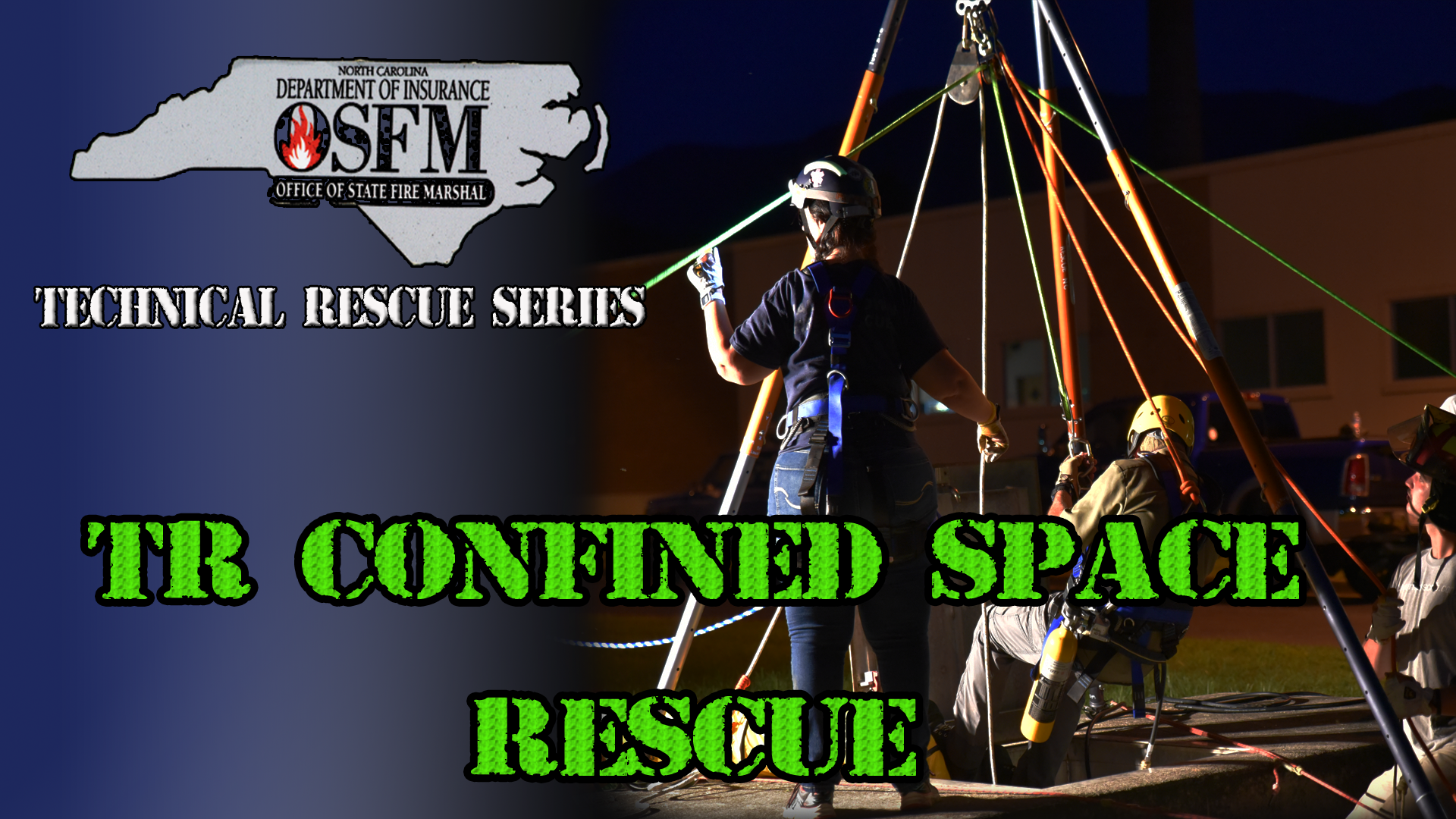 2019 TR Confined Space