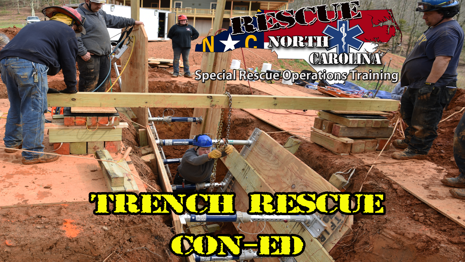 2019 Trench Rescue Con Ed