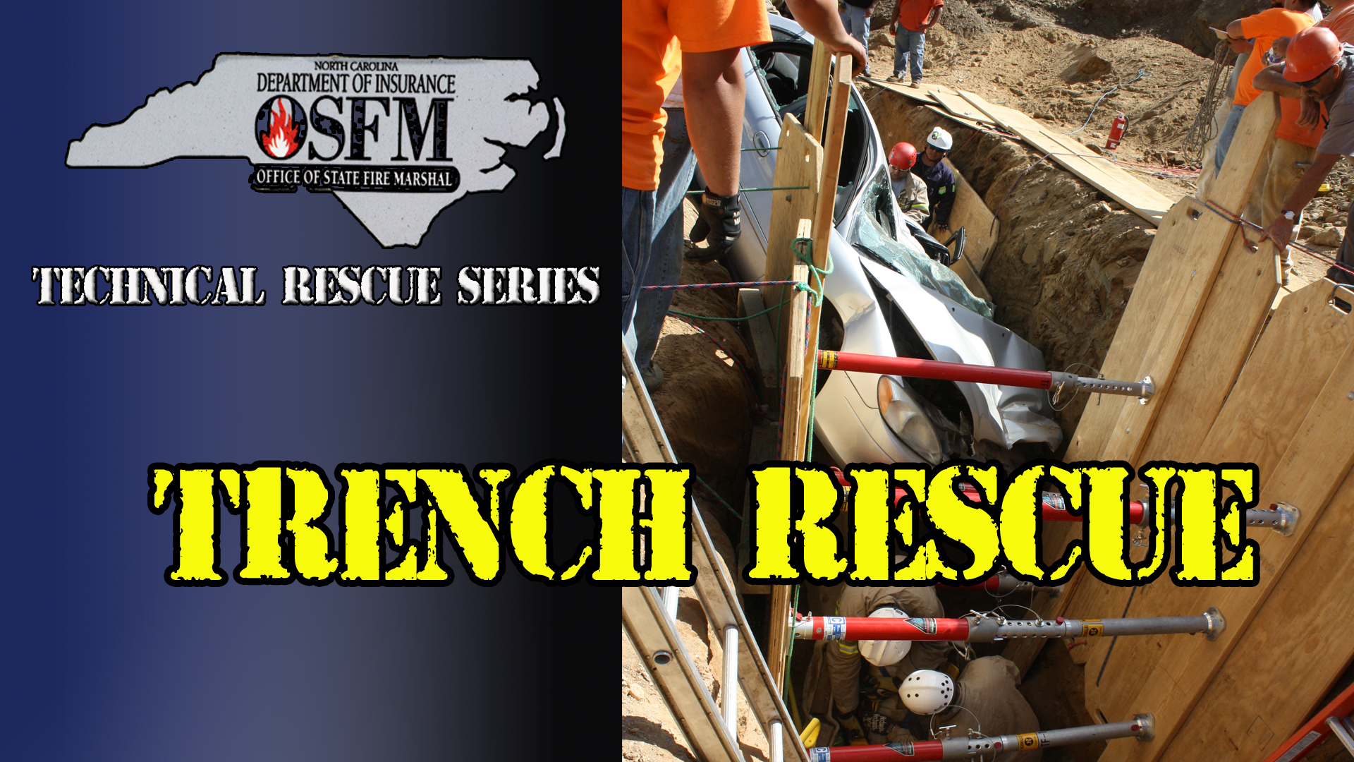 2019 Trench Rescue