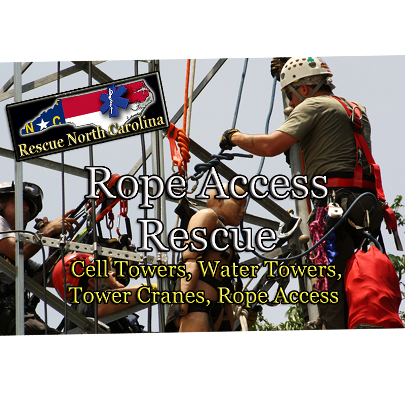 Rope Access rescue