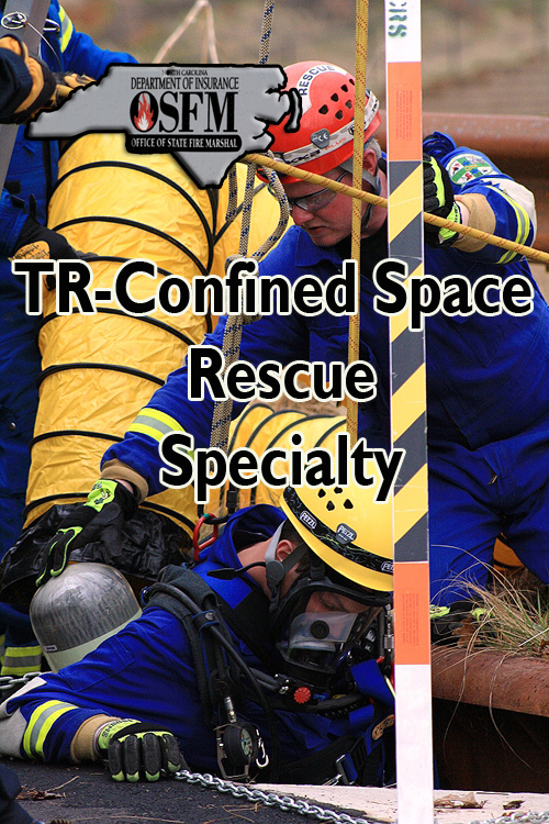 TR Confined Space