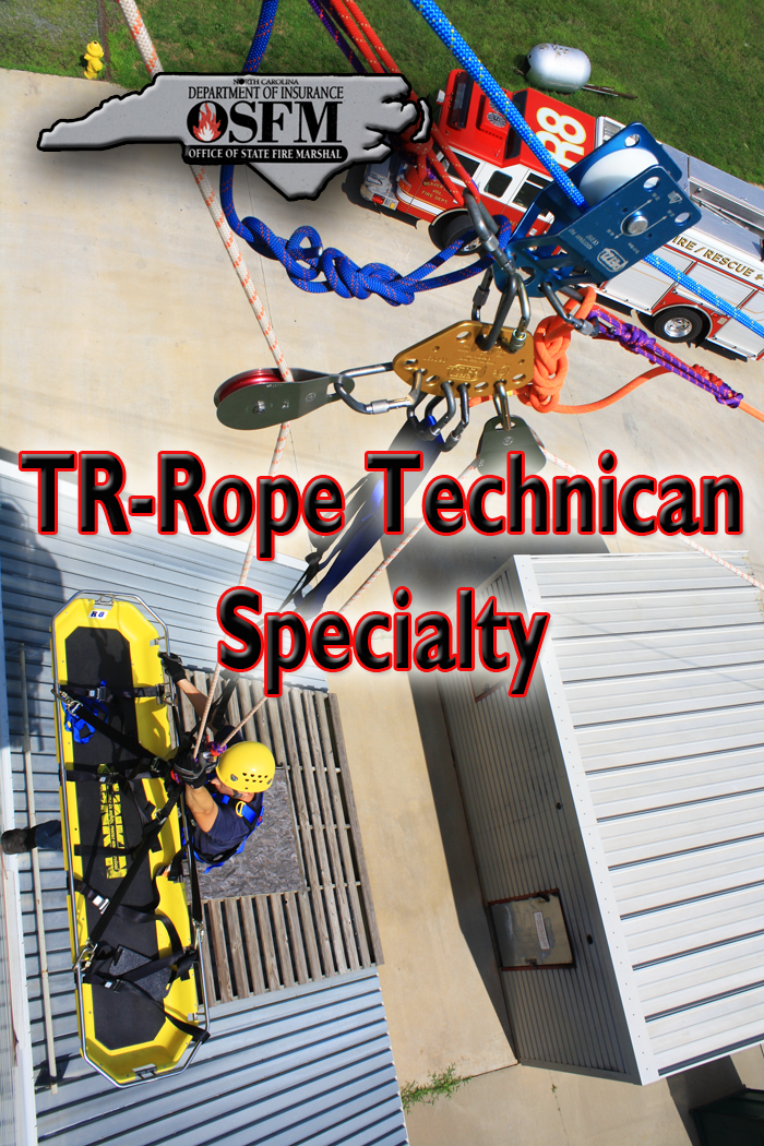 TR ropes